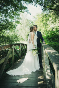Hochzeitsfotografie Pforzheim Seehaus Naturfotografie Brautpaar Kuss