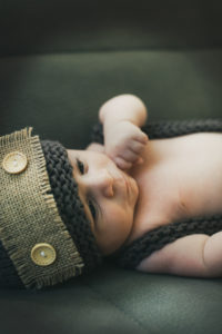 Newborn Shooting Neugeborenes Baby