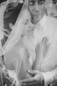 Portraitfotografie Hochzeit Schwarzweiss Liebe Wedding Schloss